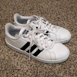 Classic Adidas Sneakers worn less than three times